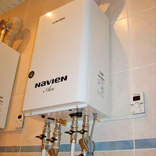 Ремонт газовых котлов Navien (Навьен)